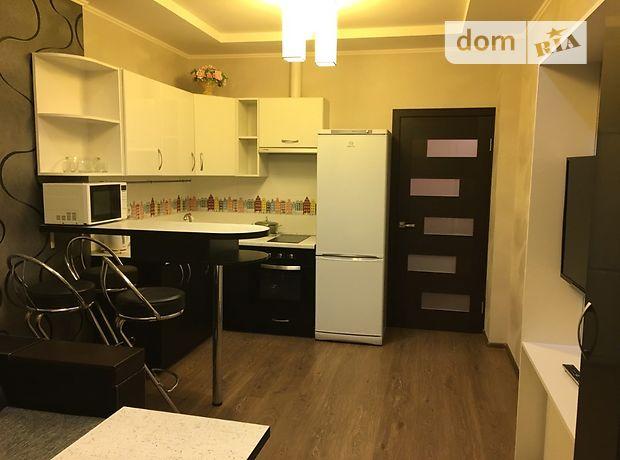 двухкомнатная квартира с мебелью в Киеве, район Днепровский, на ул. Регенераторная 4, в аренду на долгий срок помесячно фото 1