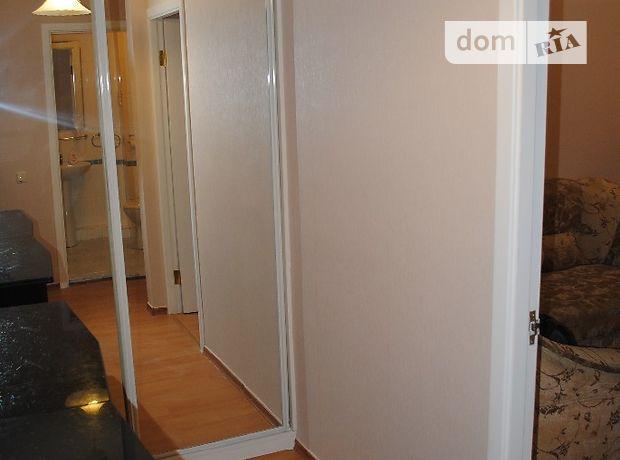 однокомнатная квартира с мебелью в Киеве, район Днепровский, на наб. Русановская в аренду на долгий срок помесячно фото 1
