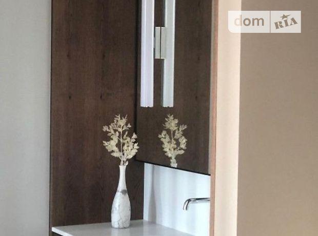 двухкомнатная квартира с мебелью в Киеве, район Голосеевский, на ул. Антоновича 44, в аренду на долгий срок помесячно фото 1