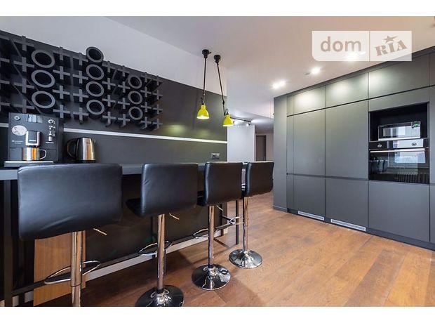 четырехкомнатная квартира в Киеве, район Голосеевский, на ул. Ломоносова в аренду на долгий срок помесячно фото 1
