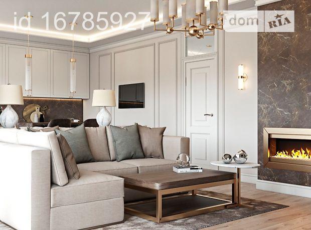 трехкомнатная квартира с мебелью в Киеве, район Голосеевский, на ул. Саксаганского 37к, в аренду на долгий срок помесячно фото 1