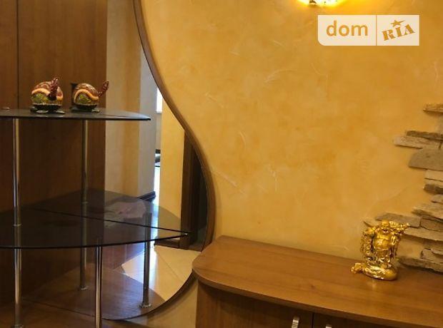 трехкомнатная квартира с мебелью в Киеве, район Голосеевский, на проспект Науки 62а, в аренду на долгий срок помесячно фото 1