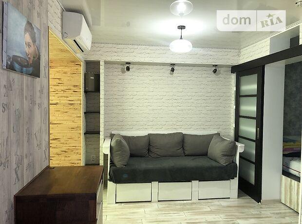 однокомнатная квартира с мебелью в Киеве, район Голосеевский, на Маричанська 10, в аренду на долгий срок помесячно фото 1