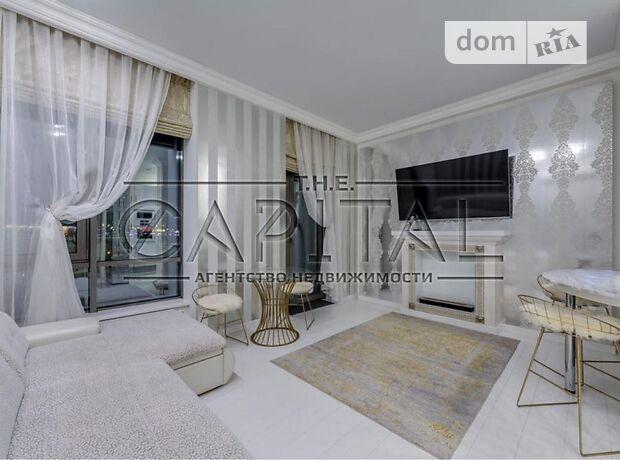 трехкомнатная квартира с мебелью в Киеве, район Новая Дарница, на набережная Днепровская 14 в аренду на долгий срок помесячно фото 1