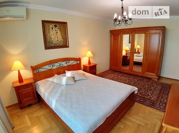 двухкомнатная квартира с мебелью в Киеве, район Оболонский, на ул. Маршала Тимошенко в аренду на долгий срок помесячно фото 1