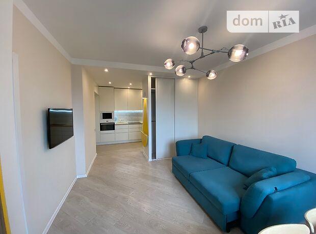 двухкомнатная квартира с мебелью в Киеве, район Оболонский, на ул. Юрия Кондратюка 3, в аренду на долгий срок помесячно фото 1
