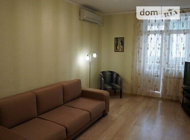 однокомнатная квартира с мебелью в Киеве, район Оболонский, на Калнышевского 7, в аренду на долгий срок помесячно фото 1