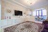 трехкомнатная квартира с мебелью в Киеве, район Печерск, на Евгения Коновальца ул 36в, кв. 56, в аренду на долгий срок помесячно фото 5