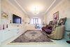 трехкомнатная квартира с мебелью в Киеве, район Печерск, на Евгения Коновальца ул 36в, кв. 56, в аренду на долгий срок помесячно фото 2