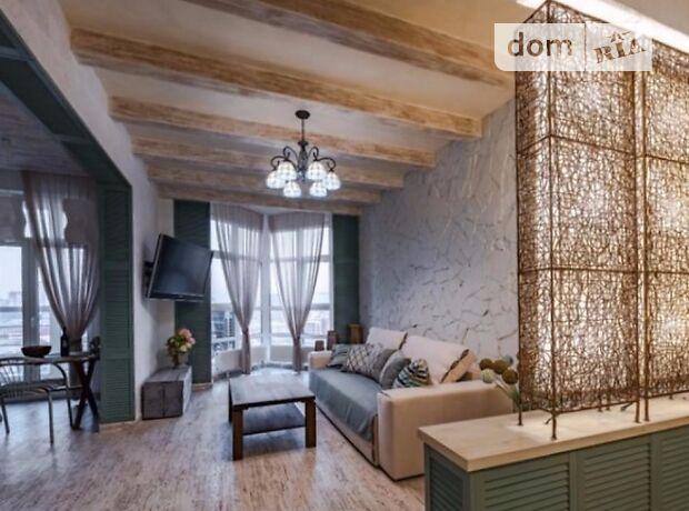 двухкомнатная квартира с мебелью в Киеве, район Печерский, на ул. Анри Барбюса 51/1, кв. 90, в аренду на долгий срок помесячно фото 1