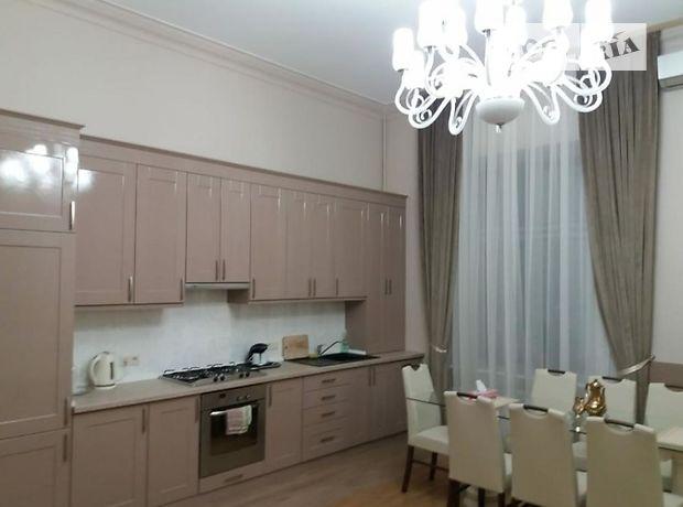трехкомнатная квартира в Киеве, район Печерский, на ул. Большая Васильковская в аренду на долгий срок помесячно фото 1