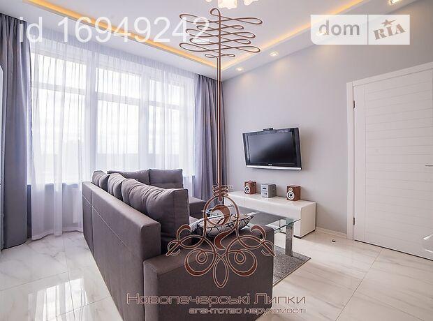 двухкомнатная квартира с мебелью в Киеве, район Печерский, на ул. Драгомирова в аренду на долгий срок помесячно фото 1