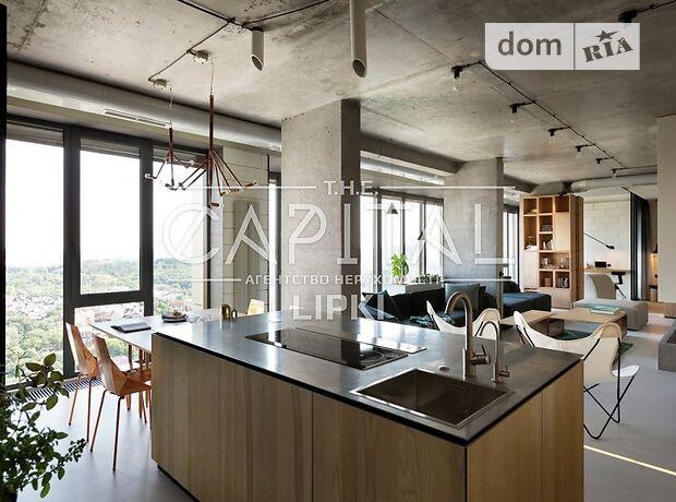двухкомнатная квартира с мебелью в Киеве, район Печерский, на ул. Драгомирова 11, в аренду на долгий срок помесячно фото 1