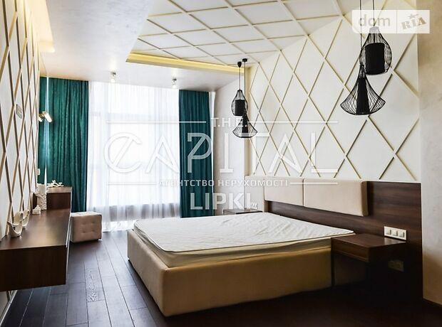 трехкомнатная квартира с мебелью в Киеве, район Печерский, на ул. Драгомирова 20 в аренду на долгий срок помесячно фото 1
