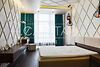 трехкомнатная квартира с мебелью в Киеве, район Печерский, на ул. Драгомирова 20 в аренду на долгий срок помесячно фото 3