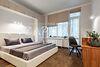 трехкомнатная квартира с мебелью в Киеве, район Печерский, на ул. Драгомирова 16б в аренду на долгий срок помесячно фото 2
