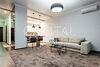 трехкомнатная квартира с мебелью в Киеве, район Печерский, на ул. Драгомирова 16б в аренду на долгий срок помесячно фото 8