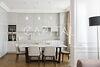 трехкомнатная квартира с мебелью в Киеве, район Печерский, на ул. Драгомирова 7 в аренду на долгий срок помесячно фото 5