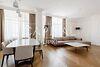 трехкомнатная квартира с мебелью в Киеве, район Печерский, на ул. Драгомирова 7 в аренду на долгий срок помесячно фото 6