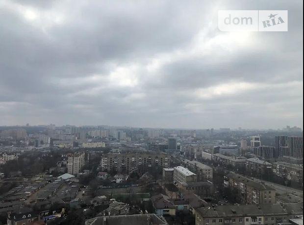 трехкомнатная квартира в Киеве, район Печерский, на бул. Дружбы Народов в аренду на долгий срок помесячно фото 1