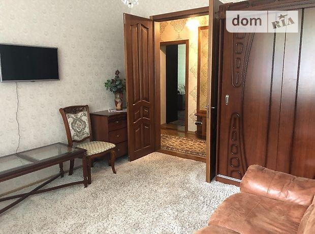 двухкомнатная квартира с мебелью в Киеве, район Печерский, на узвоз Кловский 4, в аренду на долгий срок помесячно фото 1