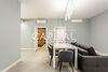 трехкомнатная квартира с мебелью в Киеве, район Печерский, на пер. Лабораторный 7, в аренду на долгий срок помесячно фото 4