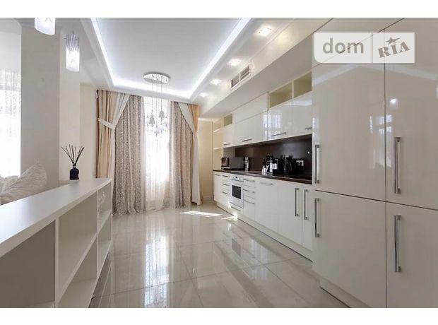 двухкомнатная квартира в Киеве, район Печерский, на бул. Леси Украинки в аренду на долгий срок помесячно фото 1