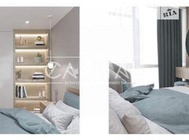 двухкомнатная квартира с мебелью в Киеве, район Печерский, на ул. Предславинская 57, в аренду на долгий срок помесячно фото 1