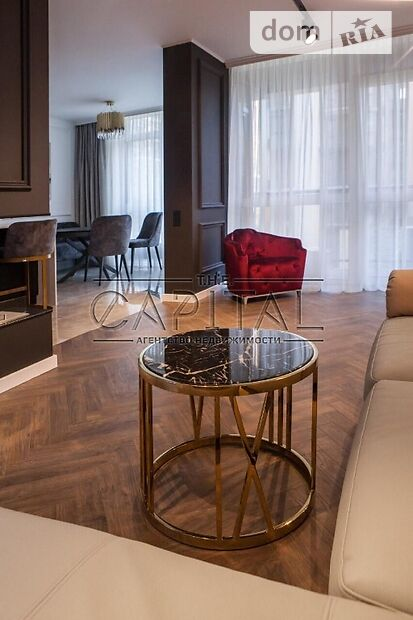 двухкомнатная квартира с мебелью в Киеве, район Печерский, на ул. Предславинская 57, кв. 13, в аренду на долгий срок помесячно фото 1