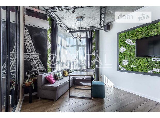 двухкомнатная квартира в Киеве, район Печерский, на ул. Саперное Поле в аренду на долгий срок помесячно фото 1