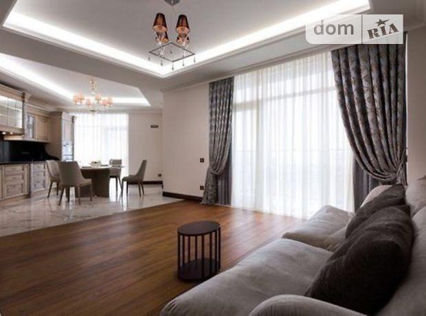 четырехкомнатная квартира с мебелью в Киеве, район Печерский, на ул. Зверинецкая 47, в аренду на долгий срок помесячно фото 1