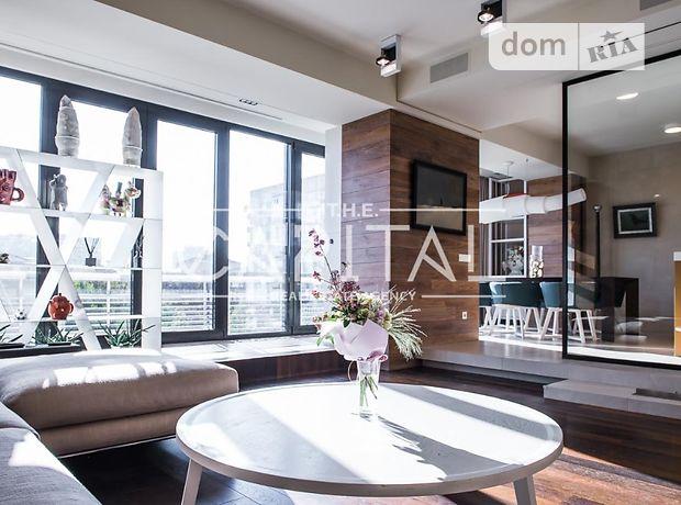 трехкомнатная квартира с мебелью в Киеве, район Печерский, на Виноградный переулок 4, в аренду на долгий срок помесячно фото 1