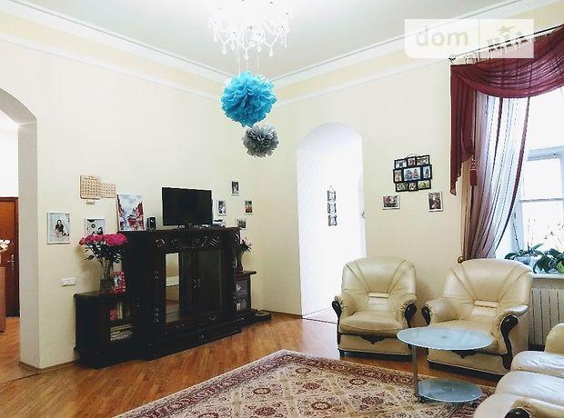 трехкомнатная квартира с мебелью в Киеве, район Печерский, на Левандовская 12, в аренду на долгий срок помесячно фото 1