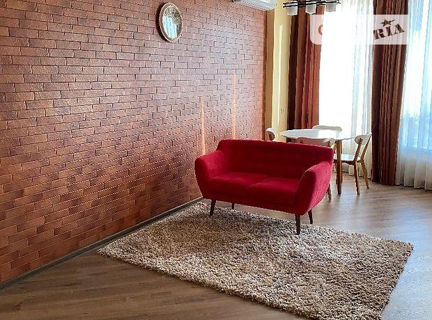 трехкомнатная квартира с мебелью в Киеве, район Печерский, на бульвар Дружбы Народов 14-16, в аренду на долгий срок помесячно фото 1