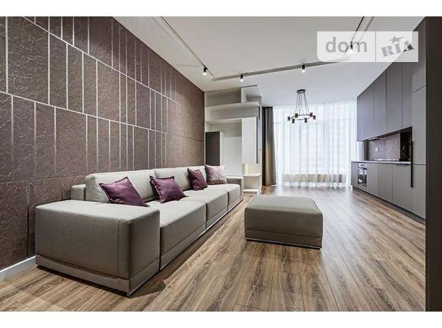 трехкомнатная квартира в Киеве, район Печерский, на Саперное, 3 в аренду на долгий срок помесячно фото 1