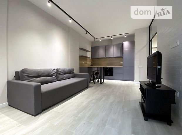 двухкомнатная квартира с мебелью в Киеве, район Подольский, на ул. Спасская 35, в аренду на долгий срок помесячно фото 1