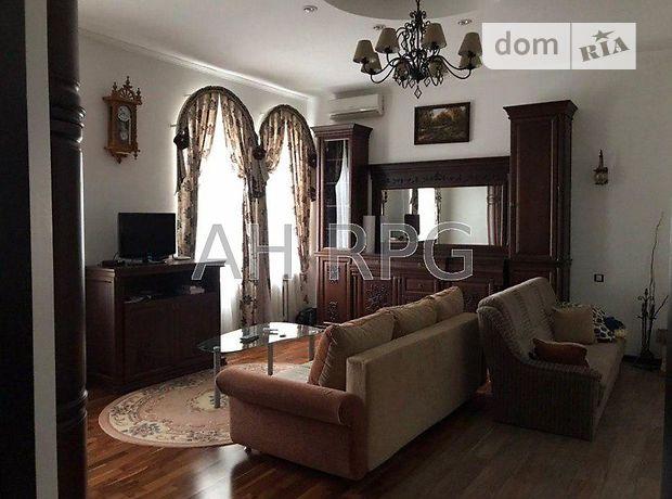трехкомнатная квартира в Киеве, район Подольский, на Волошская ул. 37А, в аренду на долгий срок помесячно фото 1