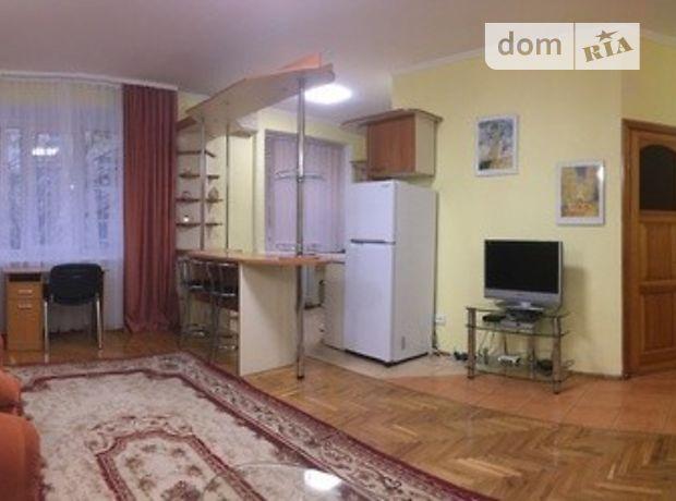 двухкомнатная квартира в Киеве, район Шевченковский, на ул. Малая Житомирская 10, в аренду на долгий срок помесячно фото 1