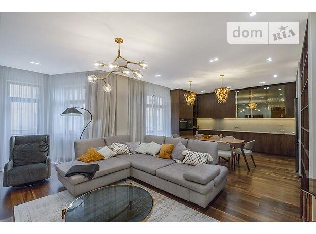 четырехкомнатная квартира в Киеве, район Шевченковский, на ул. Пирогова в аренду на долгий срок помесячно фото 1