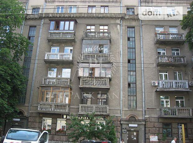 трехкомнатная квартира в Киеве, район Шевченковский, на ул. Пирогова в аренду на долгий срок помесячно фото 1