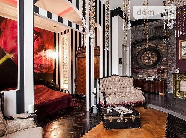 однокомнатная квартира в Киеве, район Шевченковский, на ул. Рейтарская 32, в аренду на долгий срок помесячно фото 1