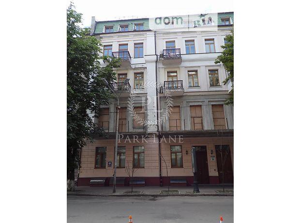 трехкомнатная квартира в Киеве, район Шевченковский, на ул. Ярославов Вал в аренду на долгий срок помесячно фото 1
