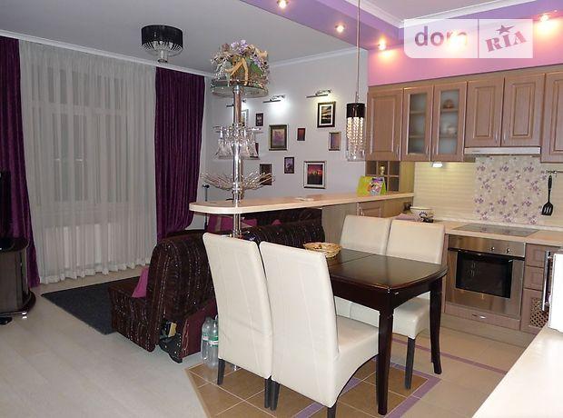 однокомнатная квартира с мебелью в Киеве, район Соломенский, на ул. Лобановского в аренду на долгий срок помесячно фото 1