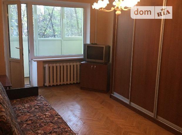 однокомнатная квартира с мебелью в Киеве, район Соломенский, на ул. Соломенская 8, в аренду на долгий срок помесячно фото 1