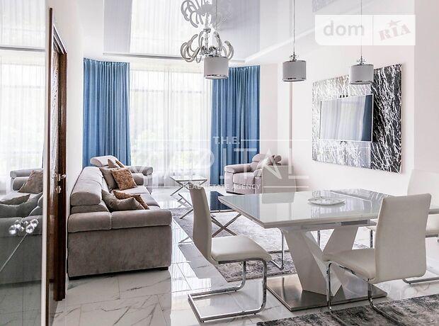 трехкомнатная квартира с мебелью в Киеве, в аренду на долгий срок помесячно фото 1