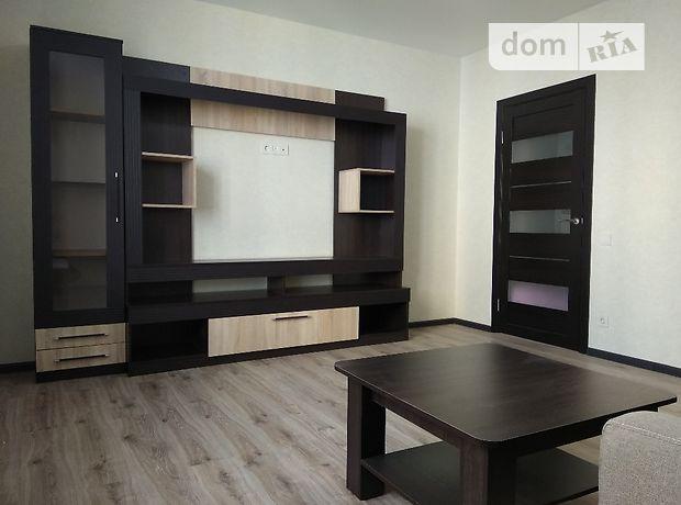 двухкомнатная квартира с мебелью в Киево-Святошинске, на ул. Боголюбова 35, в аренду на долгий срок помесячно фото 1