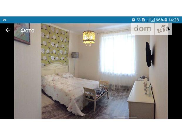 трехкомнатная квартира с мебелью в Кропивницком, район Центр, на Большая Перспективная в аренду на долгий срок помесячно фото 1