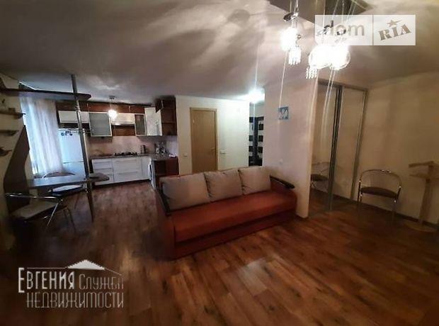 однокомнатная квартира в Краматорске, на Дворцовая, 38 1, в аренду на долгий срок помесячно фото 1