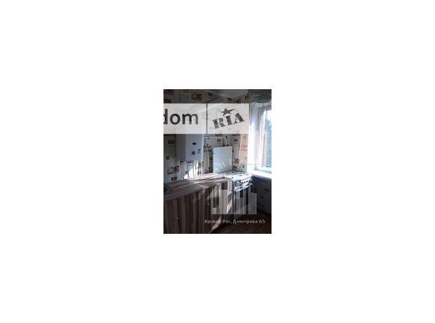 Долгосрочная аренда квартиры, 1 ком., Днепропетровская, Кривой Рог, р‑н.Жовтневый, Кремлевская улица
