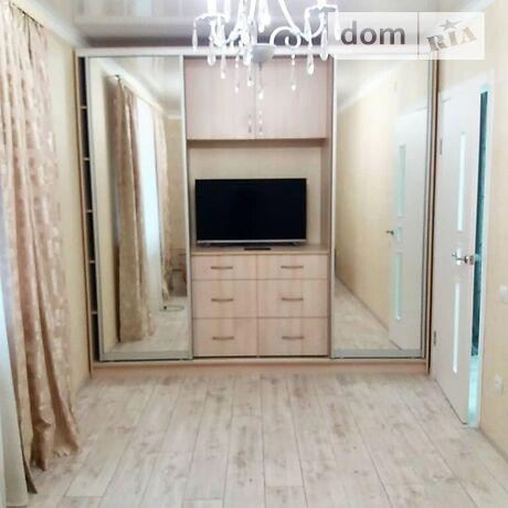 двухкомнатная квартира с мебелью в Кропивницком, район Крытый рынок, на ул. Правды проспект в аренду на долгий срок помесячно фото 1